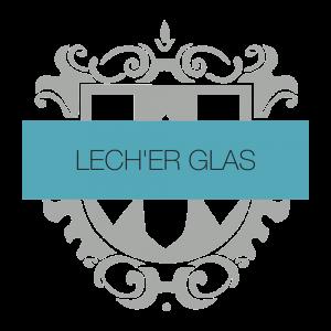 Lecher Glas logo